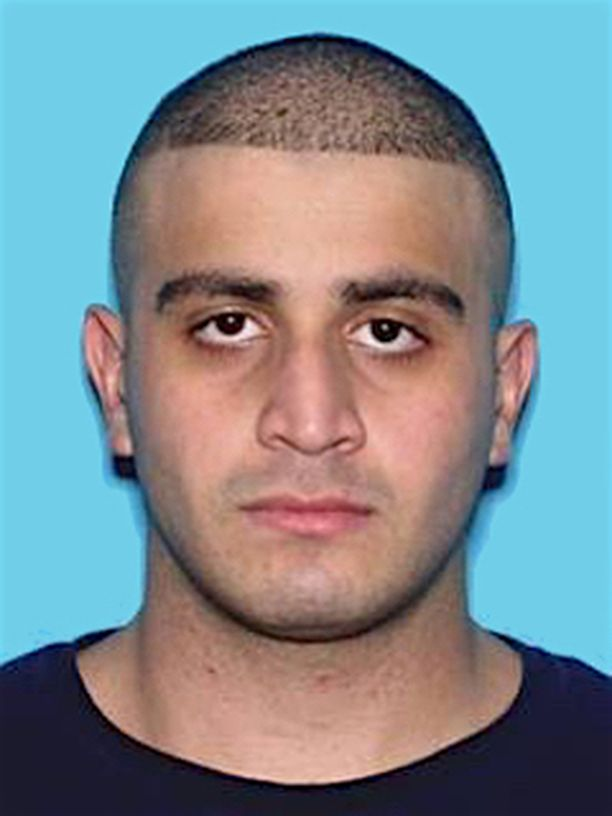 Omar Mateen oli syntynyt New Yorkissa. Hänen vanhempansa ovat Afganistanista.