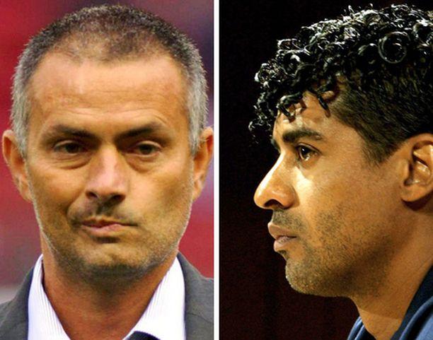Jose Mourinho ja Frank Rijkaard kohtaavat Mestarien liigan ensimmäisessä lohkovaiheessa.