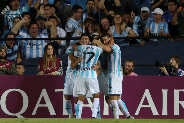 Racing Club on tuore Argentiinan mestari.
