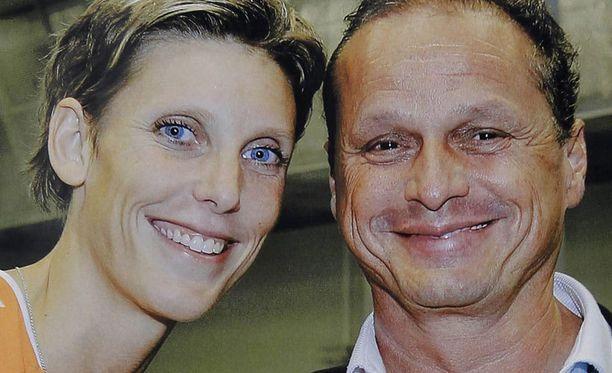 Ingris Visser (vas.) ja Lodewijk Severein löydettiin kuolleena.