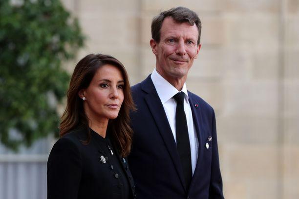 Prinssi Joachimin puoliso, prinsessa Marie on miehensä kanssa parhaillaan sairaalassa.
