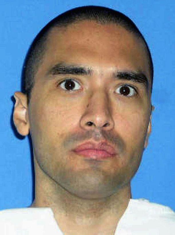 Rolando Ruiz murhasi 29-vuotiaan naisen vuonna 1992.
