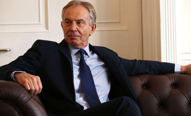 Tony Blair on huolissaan tulevasta EU-erosta.