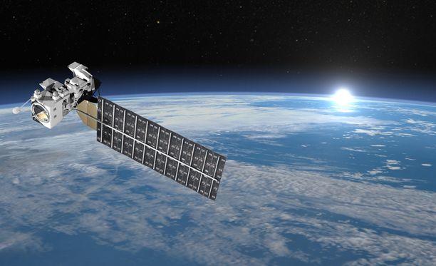 Satelliittikuvien avulla on löytynyt lähes Amazonin sademetsän verran metsää.