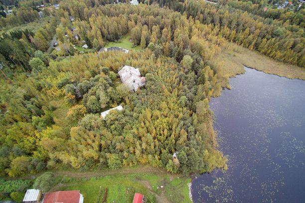Täällä tehtiin Suomen ensimmäiset yleisradiolähetykset.
