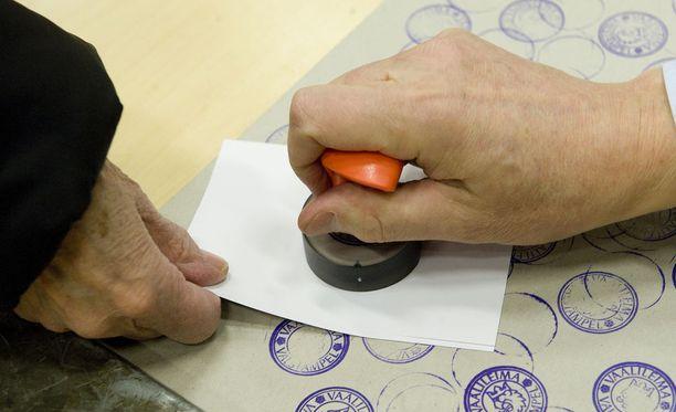 Vaalivilppi tai -virheet ovat Suomessa harvinaisia.