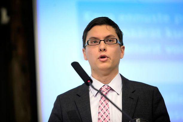 Mikael Rautanen toivoo Nokian parantavan vauhtiaan.