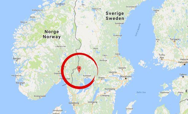 Henkirikos tapahtui Ruotsissa Arvikan kunnassa kesällä 1998.