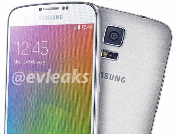 Evleaksin vuotama kuva paljastaa, että Galaxy F -mallissa olisi laadukkaampi alumiininen takakuori.