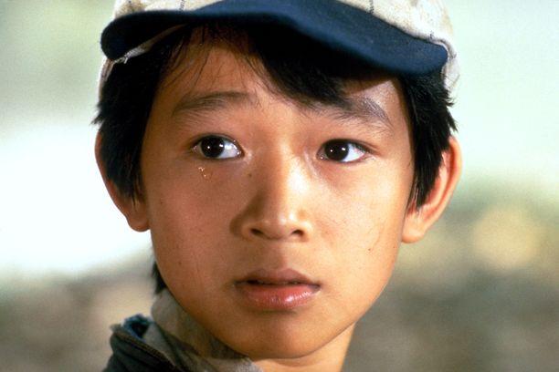 Jonathan Ke Quan oli 12-vuotias näytellessään Indiana Jones ja tuomion temppeli -elokuvassa vuonna 1984.
