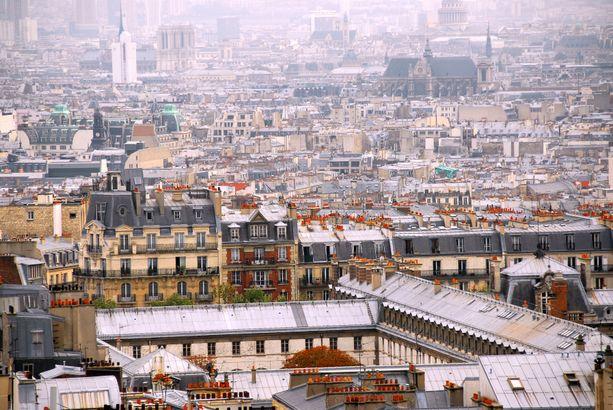 Hyökkäys oli vankilassa Pariisissa. Kuvituskuva.