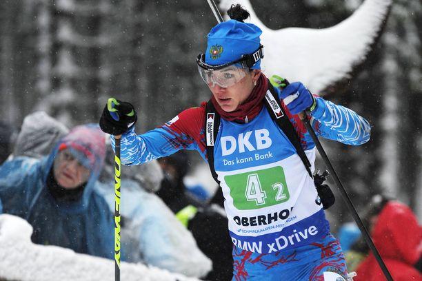 Margarita Vasileva sai kilpailukieltoa paikoltuaan dopingtarkastajia.