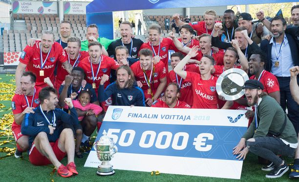 Inter varmisti cup-voitolla europaikan ensi vuodeksi.
