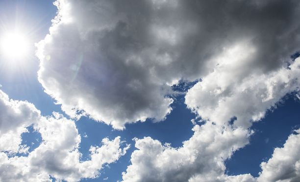 Viikonlopun sää näyttää paremmalta, kuin alkuviikosta ennustettiin. Kuvituskuva.