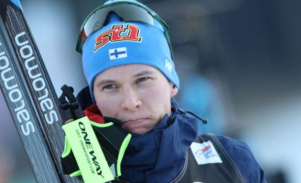 Matti Heikkinen on ollut Tour de Skillä aivan kärjen vauhdissa.