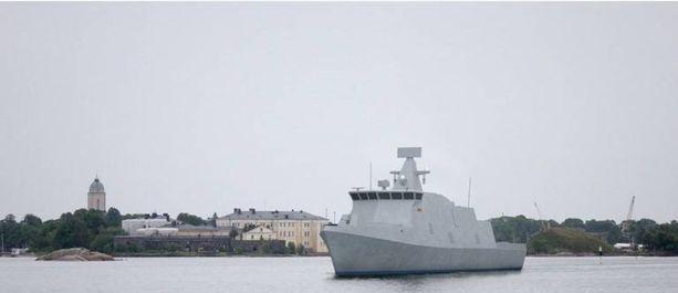 Tällaisia laivoja Itämerellä jatkossa seilaa.