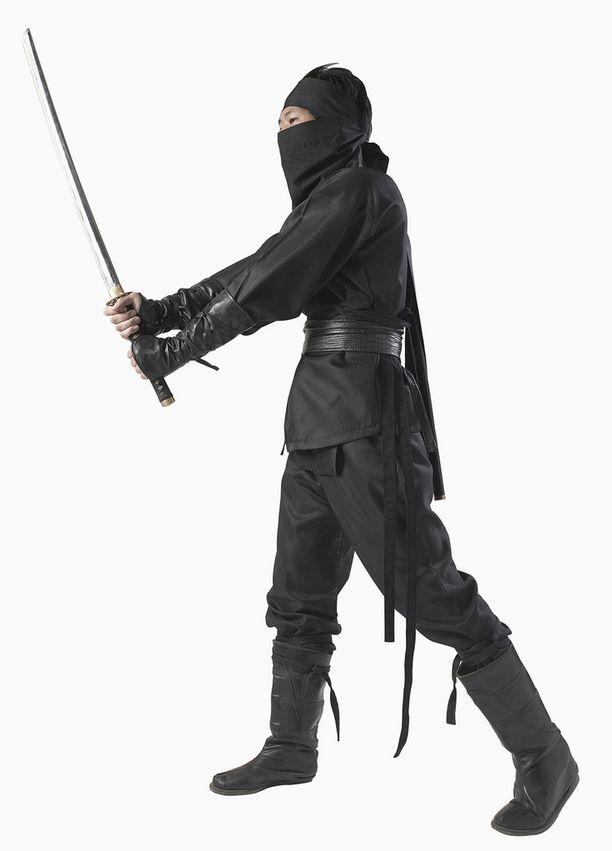 Ninjan kuukausipalkka on noin 1 500 euroa.