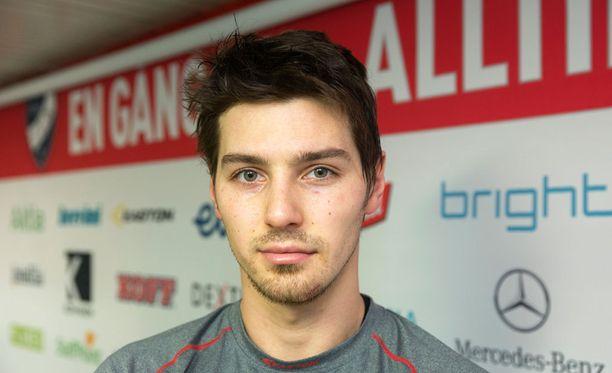 Tomas Zaborsky kommentoi kuumaa Tappara-sarjaa HIFK:n keskiviikon aamutreenien jälkeen.