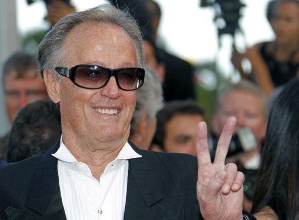 Peter Fonda on näyttelijä Jane Fondan nuorempi veli.