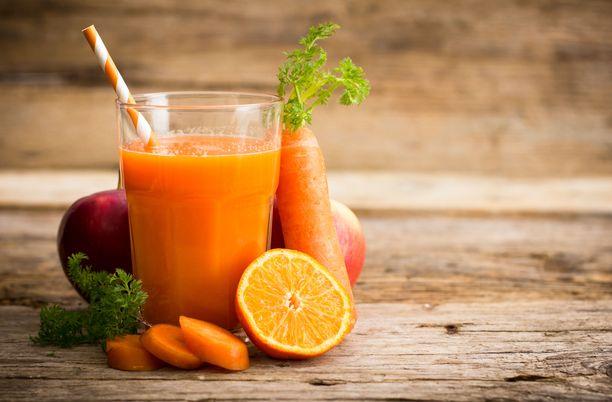 Omena, porkkana ja appelsiini ovat terveellistä syötävää, mutta jos niitä jalostetaan kovin pitkälle ja niihin lisätään epäterveellisiä ainesosia, niistäkin voi tulla vältettävää ultraprosessoitua ruokaa.