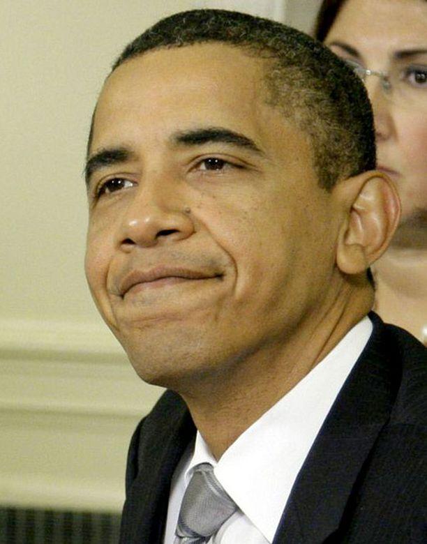Obama ei juhlinut tasavuosien lähestyessä.