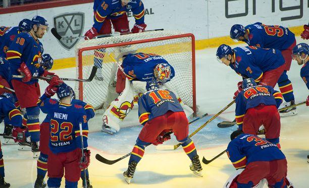 Jokerit jatkaa KHL:ssä.