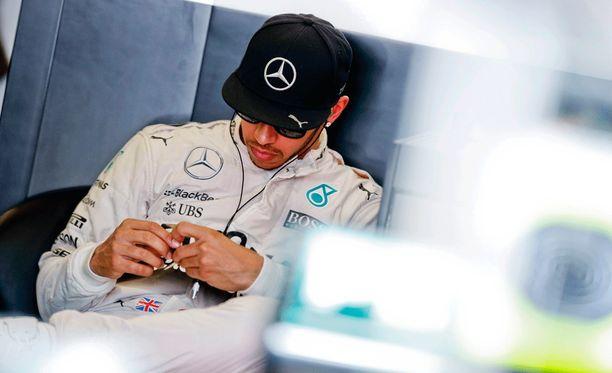 Tieto Lewis Hamiltonin erosta levisi julkisuuteen helmikuun alussa.