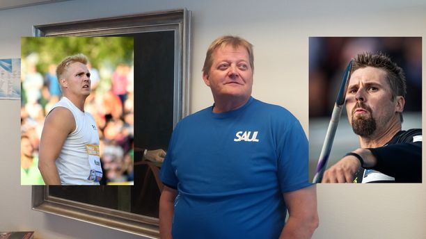 Toni Kuusela (vasemmalla pikkukuvassa) ja Antti Ruuskanen kannattavat Seppo Rädyn (kesk) ideaa.