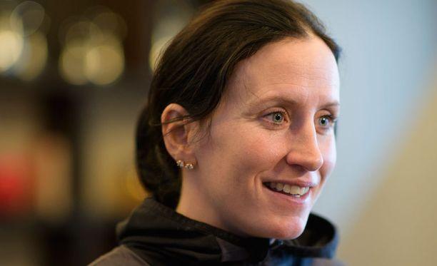 Marit Bjørgen haluaa panostaa lauantain skiathloniin, joten häntä tuskin nähdään perjantain avajaisjuhlissa.