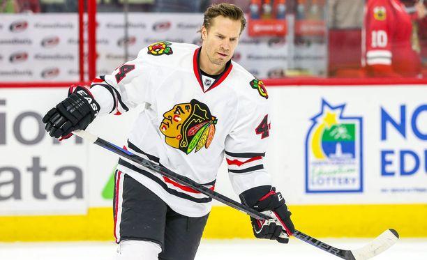 Kimmo Timonen on voiton päässä Stanley Cupista.