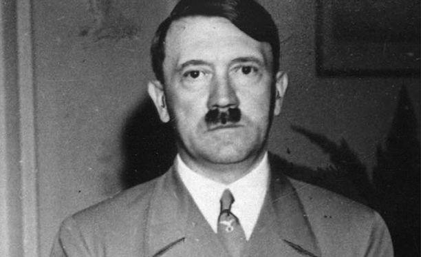 Adolf Hitler vuonna 1938.