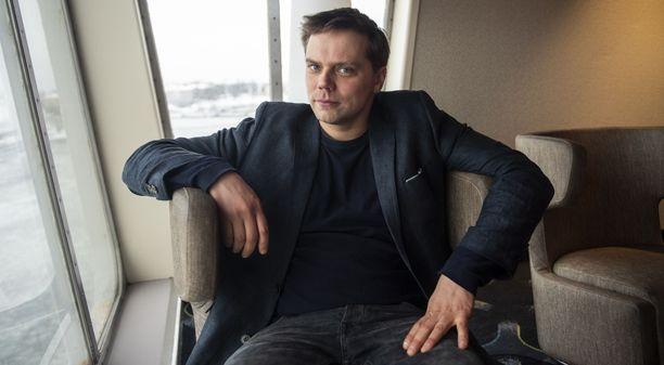 Pete Lattu on näytellyt Kalle Laitelaa Salkkareiden alkuajoista lähtien.