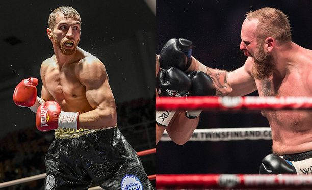 Edis Tatlin (vas.) ja Robert Heleniuksen pitää tänään napata vakuuttava voitto.