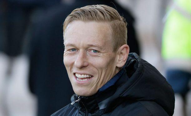 Mikael Forssell siirtyi HIFK:n riveihin aiemmin tällä viikolla.