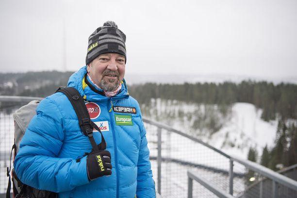 Jari Larinnon mielestä suomalaiset ovat resupekkoja.
