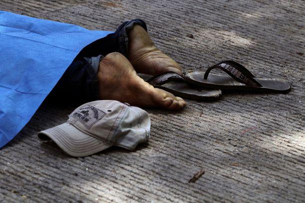 Meksikon valtionjohdon aloittama huumeiden vastainen sota on aiheuttanut monissa osavaltioissa ei-toivottuja tuloksia.