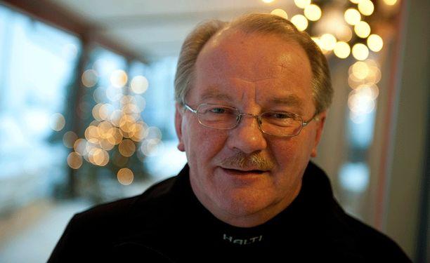 Jouko Törmänen voitti suurmäen olympiakultaa Lake Placidissa 1980.
