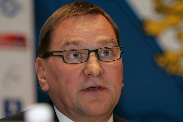 Jääkiekkoliiton toimitusjohtaja Heikki Hietanen toivoo, että Venäjällä kunnioitetaan kansainvälisiä sopimuksia.