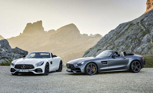 Mercedes-AMG GT on alusta loppuun AMG:n suunnittelema auto.