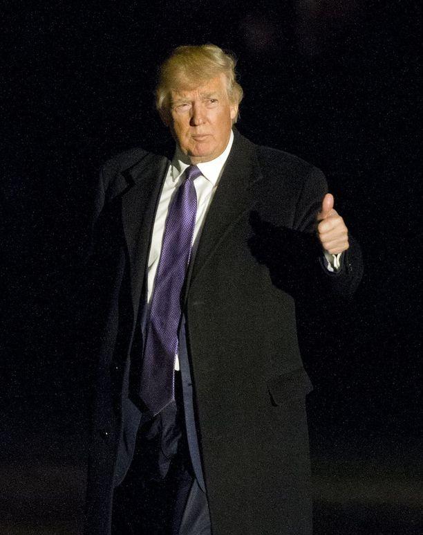 Donald Trump on hyökännyt voimakkaasti mediaa vastaan ja jäänyt kiinni valheista.