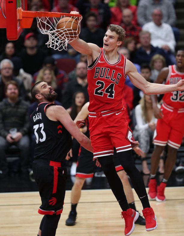 NBA-kausi on ollut tauolla jo 11. maaliskuuta lähtien.