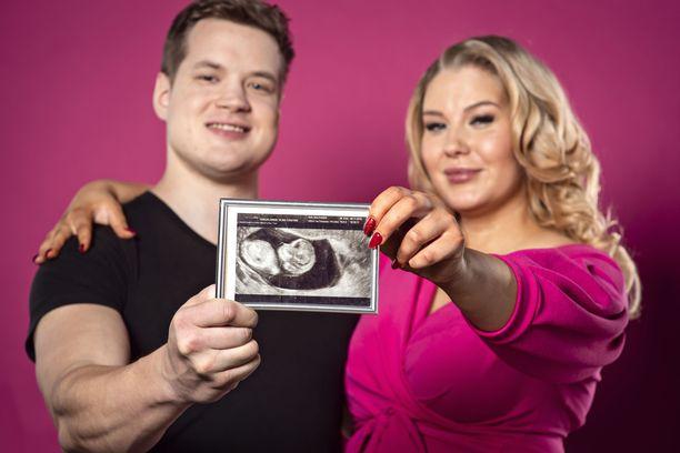 Vilma ja Juuso saavat lapsen!