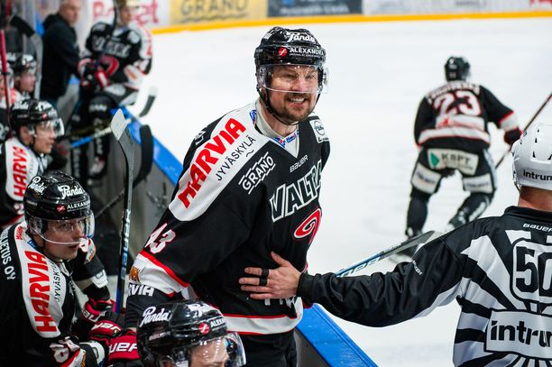 Nolan Yonkman palaa Jyväskylään.