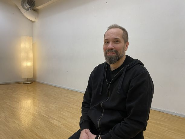 Jyrki Rytilän mukaan TRE on harjoitus, jonka kautta ihminen voi saada itsensä takaisin.