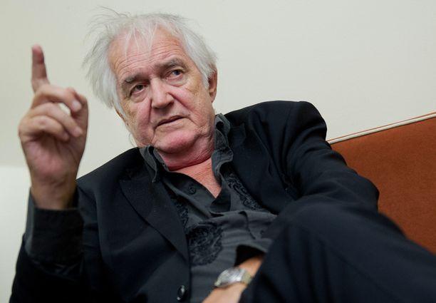 Henning Mankell kertoi marraskuussa lopettaneensa Wallander-sarjan kirjoittamisen.