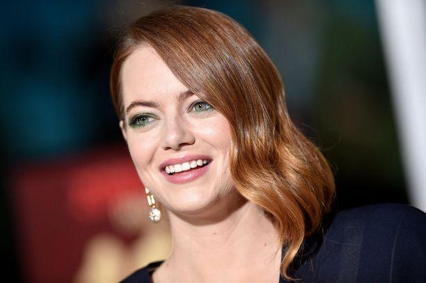 Emma Stone kihlautui miehensä kanssa joulukuussa.
