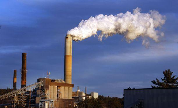 EU on ilmastosopimuksen ratifioinnissa jälkijunassa.