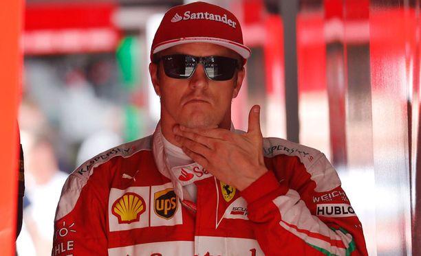 Kimi Räikkönen on lopen kyllästynyt FIA:n jatkuvaan sääntösekoiluun.