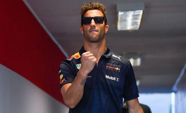 Daniel Ricciardo on Daily Mailin mukaan päätymässä yllättävään osoitteeseen ensi kaudeksi.