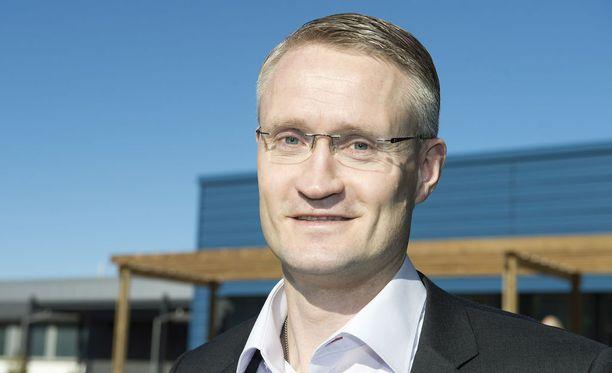 Jarno Limnéllin mukaan digitalisoituva maailma tarvitsee korkeatasoisia ja helppokäyttöisiä turvallisuusratkaisuja, joita Tosibox tarjoaa.